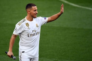 Perché Eden Hazard ha scelto la maglia numero 23 del Real Madrid
