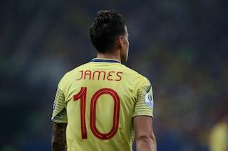 Calciomercato Napoli, le ultime notizie su James Rodriguez: si decide entro il 15 agosto