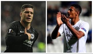 Eintracht, 110 milioni dalle cessioni di Jovic e Haller: la 'borsa' di Francoforte sorride