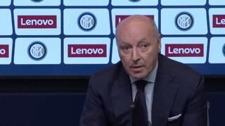 """Calciomercato Inter, Marotta: """"Icardi alla Juve? Non ci sono le condizioni"""""""