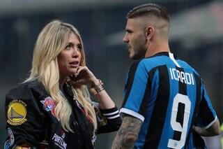 Perché Icardi non vuole lasciare l'Inter e Milano: Wanda Nara sarebbe di nuovo incinta