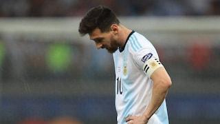 Argentina, dura sanzione della Conmebol per Messi: rischia due anni di squalifica