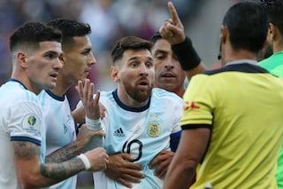 """Herrera attacca Messi: """"Si lamenta degli arbitri? Pensi ai Mondiali vinti dall'Argentina"""""""