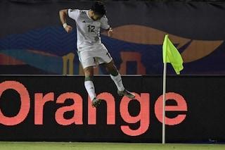 Coppa d'Africa, Ounas ha segnato lo stesso numero di gol col Napoli in 87' con l'Algeria