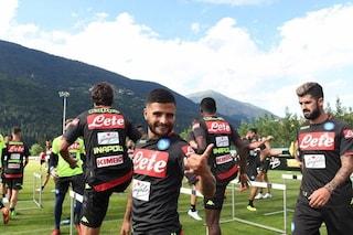 Napoli-Benevento: dove vedere la prima amichevole stagionale in diretta e differita