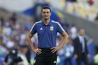Argentina: Lionel Scaloni resta il c.t., confermato fino al 2022