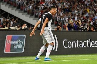 Juventus, Cristiano Ronaldo racconta il suo 'Siuuuu': ecco com'è nata la sua esultanza