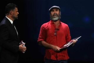 Eric Cantona cita Re Lear, il discorso della leggenda francese all'Uefa