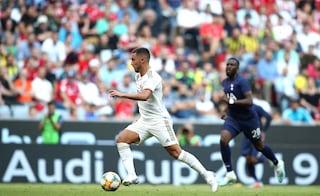 Real Madrid, Hazard si ferma subito: il belga salta il Celta Vigo per infortunio