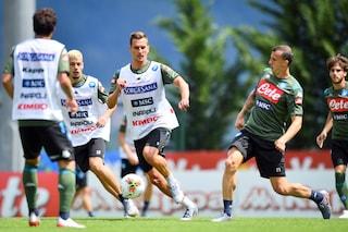 Ultime dai campi, Napoli a Firenze senza Milik, Lozano e Ounas. Ribery, forse gioca