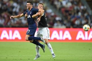 Roma, l'intesa con la Juventus per Daniele Rugani nelle ultimissime di calciomercato
