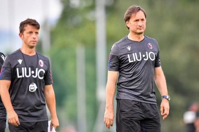 Bologna, Mihajlovic nella lista per Verona... a distanza