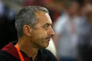 """Giampaolo: """"Milan, avanti con le mie idee. Ai tifosi chiedo pazienza"""""""