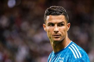 """Juventus, Cristiano Ronaldo: """"La differenza tra me e Messi? Io sono la Champions"""""""