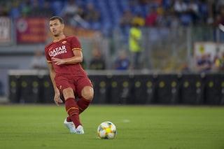 """Edin Dzeko, cuore giallorosso: """"A Roma io e la mia famiglia ci sentiamo a casa"""""""