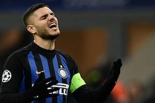 Inter, le ultimissime notizie in tempo reale sul caso Mauro Icardi