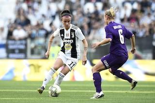 Juventus Women, frattura al piede per Barbara Bonansea: rischia uno stop di tre mesi