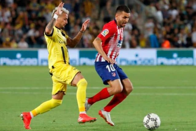 Correa ha chiesto la cessione all'Atletico, Milan vicinissimo