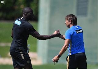 """Lukaku: """"Conte mi voleva già alla Juve nel 2013, ecco perché ho scelto l'Inter"""""""