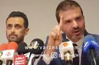 """Stramaccioni show, sfogo alla Malesani in conferenza: """"Vogliono boicottarmi, ma non mollo"""""""