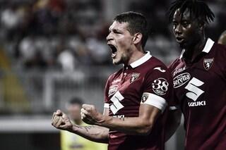 Europa League, Debrecen-Torino: il risultato finale è 1-4