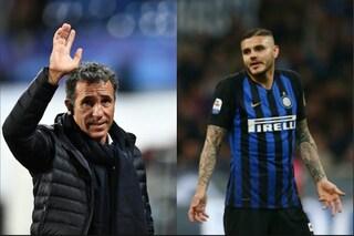 """Careca: """"Icardi non vuole venire al Napoli? Vada al diavolo"""""""