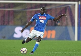 """Napoli, De Laurentiis fissa il prezzo per Koulibaly: """"Vale 250 milioni"""""""