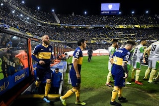 De Rossi, esordio da brividi con il Boca Juniors alla Bombonera