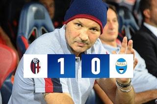 Soriano fa felice Mihajlovic: il Bologna vince il derby con la Spal