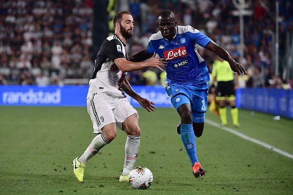 Juve-Napoli: modulo squilibrato, errori fatali per gli azzurri. E tradisce anche Koulibaly