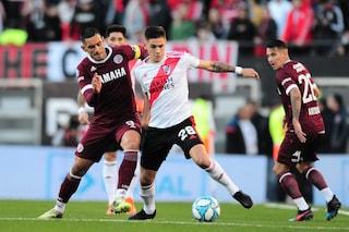 Milan, ultimissime di calciomercato, nel mirino c'è Lucas Martinez del River Plate
