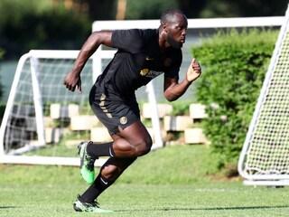 Quattro gol in amichevole, Lukaku prende la mira per l'Inter