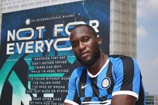 Romelu Lukaku è il giocatore più costoso di sempre dell'Inter