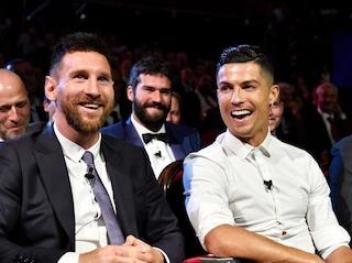 """CR7 ha nostalgia di Messi: """"Siamo al top da 15 anni. Mi mancano le sfide con lui"""""""