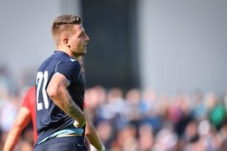 Lazio, Milinkovic-Savic infortunato: rischia di saltare le prime 2 giornate di campionato
