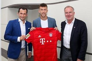 Bayern Monaco, Ivan Perisic non può giocare per colpa di una vecchia squalifica