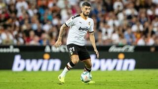 Valencia, frattura della rotula per Cristiano Piccini: le condizioni e i tempi di recupero