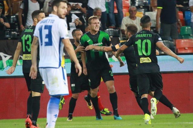Posticipo Serie B - Pordenone Frosinone, ecco com'è andata