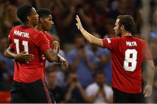 Milan battuto ai rigori dal Manchester United, decisivo l'errore di Daniel Maldini
