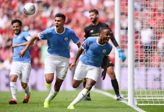 Il Manchester City ai rigori batte il Liverpool e vince il Community Shield 2019