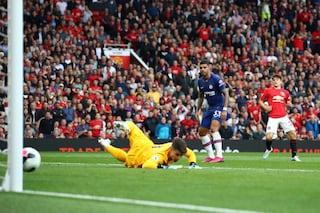 Premier League, Manchester United-Chelsea 4-0: esordio disastroso per Lampard