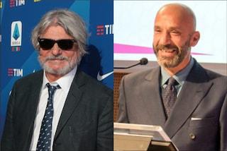 Sampdoria, Ferrero tratta la cessione del club al gruppo di Vialli: firmata lettera d'intenti