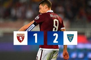 Liverani sorprende il Torino: il Lecce vince e conquista i primi tre punti