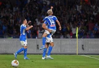 Pagelle di Napoli-Sampdoria sul risultato di 2-0