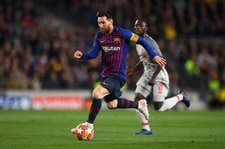 Media gol a partita nei gironi di Champions: Messi al top, CR7 e Lewandowski a seguire