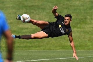 Inter, Sanchez verso il debutto contro il suo passato: favorito su Lautaro per l'Udinese