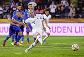 Euro 2020, le altre gare di qualificazione: vincono Finlandia, Bosnia e Spagna