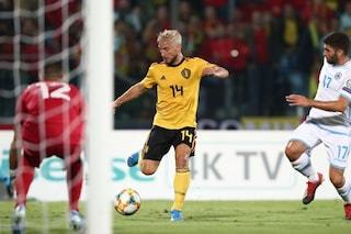 """Mertens: """"Brutto perdere così contro la Juventus ma il Napoli resta da scudetto"""""""