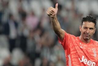 Gigi Buffon batte il record di Paolo Maldini in Juventus-Spal