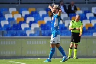 """Napoli, Mertens a -1 da Maradona: """"Il record di Diego? Certo che ci penso"""""""